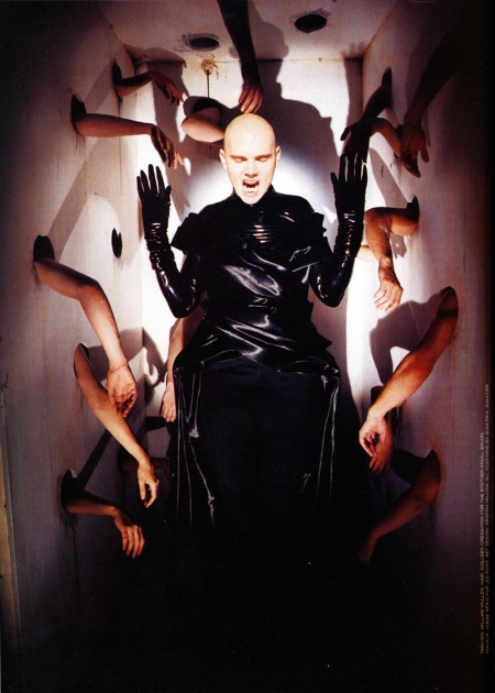Corgan needs an extra set of hands.