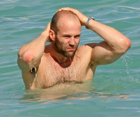 Sorry, Statham -- it's a wash.