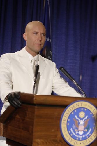 President Luthor.
