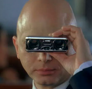The abyss stares back, Cerveris.